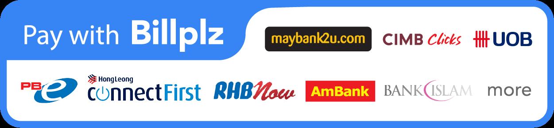 Pembayaran Secara Online Banking (FPX)